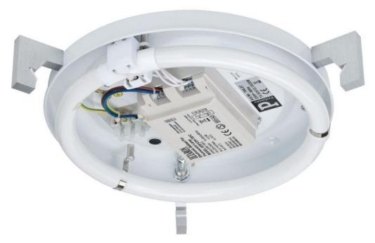Настенно-потолочный светильник Paulmann Basic Circle 70037 цена