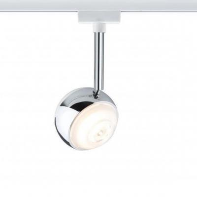 Трековый светодиодный светильник Paulmann Urail CapsuleII 95456 трековый светодиодный светильник paulmann urail pedal 95269