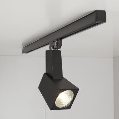 Трековый светодиодный светильник Elektrostandard Perfect черный 38W 4200K 4690389111471 трековый светодиодный светильник elektrostandard perfect черный 38w 4200k 4690389111471
