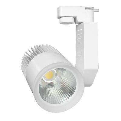 Трековый светодиодный светильник Elektrostandard Accord 20W 4200K 4690389111921 трековый светодиодный светильник elektrostandard accord 20w 3300k 4690389112188