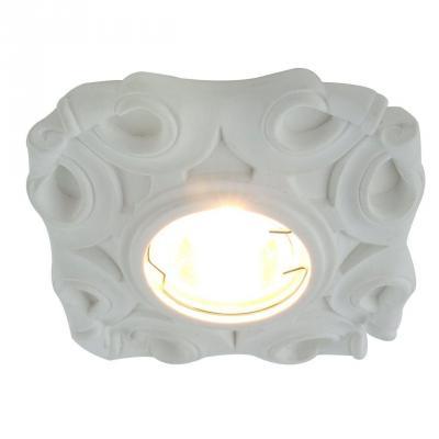 Встраиваемый светильник Arte Lamp Contorno A5305PL-1WH встраиваемый светильник artelamp a5305pl 1wh