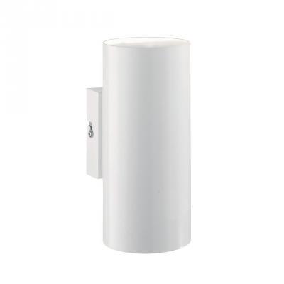 Настенный светильник Ideal Lux Hot AP2 Bianco