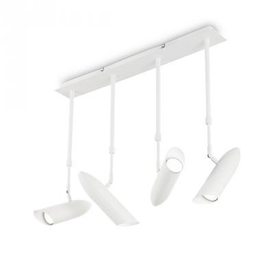 Подвесной светильник Ideal Lux Bullet PL4 цена