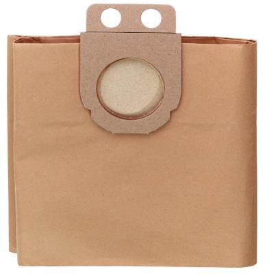 Мешки для пылесоса AS1200/ASA1201/AS20 20л (5шт.) мешки для пылесоса metabo 32л 5шт asa 1202