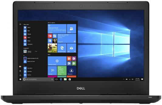 Ноутбук Dell Latitude 3480 Core i5 6200U/4Gb/1Tb/Intel HD Graphics 520/14/FHD (1920x1080)/Free DOS/black/WiFi/BT/Cam free shipping new 13 3 lcd led screen display slim panel matrix lp133wh2 tla2 ltn133at16 for dell latitude e6320 e6330 wxga hd