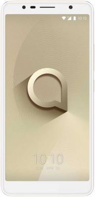 Смартфон Alcatel 3C 5026D 16 Гб золотистый металлик (5026D-2CALRU1) цена и фото