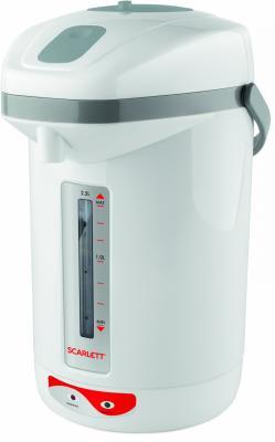 Термопот Scarlett SC-ET10D12 2.5л. 650Вт белый вентилятор scarlett sc 1370 белый