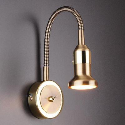 Купить Подсветка для картин Elektrostandard Plica 1215 MR16 бронза/золото 4690389012105