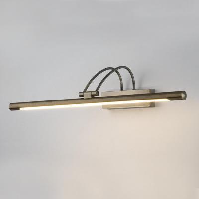 Подсветка для картин Elektrostandard Simple LED 10W 1011 IP20 бронза 4690389106156 elektrostandard подсветка для картин elektrostandard simple led 4690389106156