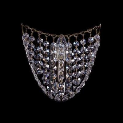 Бра Bohemia Ivele 7708/1W/Pa bohemia ivele crystal бра bohemia ivele crystal 7708 2 w pa