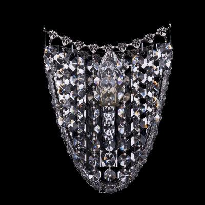 Бра Bohemia Ivele 7708/1S/Ni bohemia ivele crystal бра bohemia ivele crystal 7708 1s pa