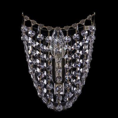 Бра Bohemia Ivele 7708/1S/Pa bohemia ivele crystal бра bohemia ivele crystal 7708 2 w pa