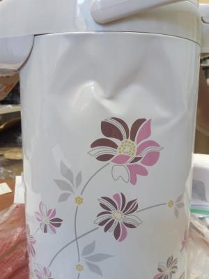 Термопот Supra TPS-3003 760 Вт 4 л пластик белый б/у термопот supra tps 3003 tps 3003 flower