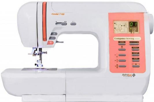 цены Швейная машина Astralux 7100 белый