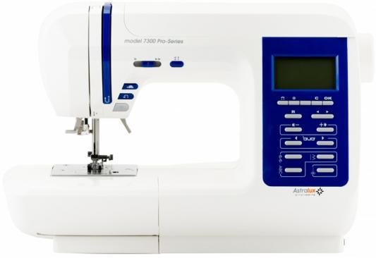 Швейная машина Astralux 7300 Pro Series белый швейные машины astralux швейная машина astralux 7900