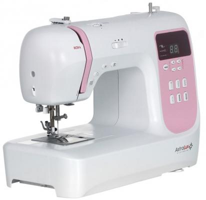 Швейная машина Astralux H20A белый швейная машинка astralux starlet ii