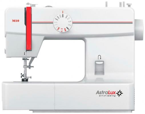 Швейная машина Astralux M10 белый швейная машинка astralux spring