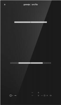 Варочная панель электрическая Gorenje ECT322ORAB черный варочная панель электрическая gorenje ect693orab черный