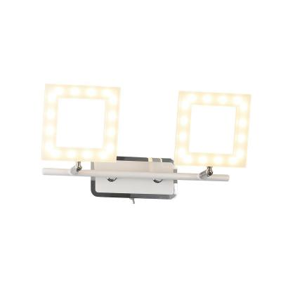 Светодиодный спот IDLamp Piazza 106/2A-LEDWhite