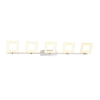 Светодиодный спот IDLamp Piazza 106/5PF-LEDWhite