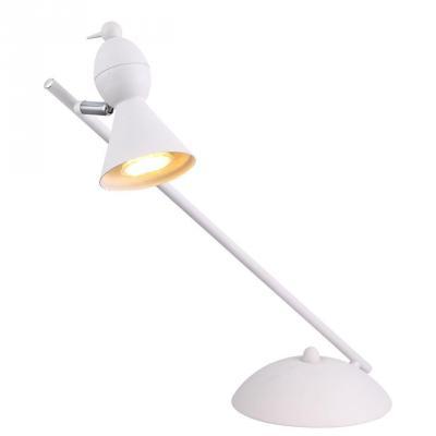Купить Настольная лампа Arte Lamp Picchio A9229LT-1WH