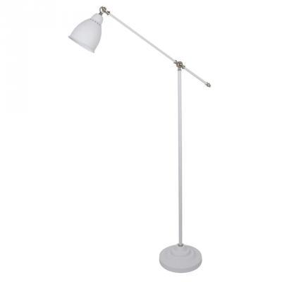 Купить Торшер Arte Lamp Braccio A2054PN-1WH