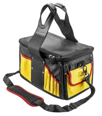 Сумка для инструмента Topex 79R440 16 карманов сумка для инструмента 41x23x23 см topex 79r440