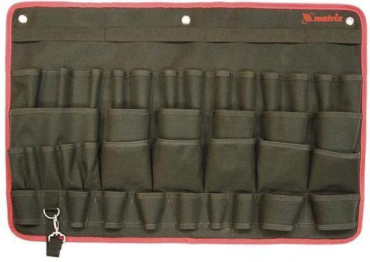 Сумка MATRIX 90245 раскладка для инструмента настенная 675ммх450мм сумка для инструмента matrix 90256