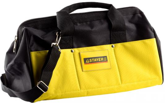 Сумка STAYER 38550 master нейлоновая для инструмента 20карманов 40см сумка stayer 38517