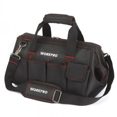 Сумка WORKPRO W081021 для инструмента 13карманов 360х220х230мм workpro waterproof travel bags men crossbody bag tool bags large capacity bag for tools hardware w081023ae