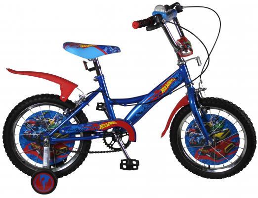 Велосипед Navigator Hot Wheels KITE 14 сине-красный ВН16111 navigator велосипед двухколесный hot wheels