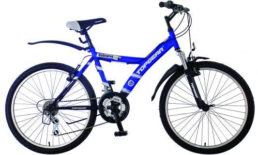 Велосипед Top Gear ВН24056Н сине-черный ВН24056Н
