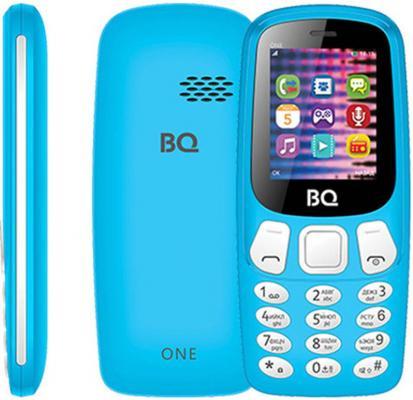 Мобильный телефон BQ 1844 One синий мобильный телефон bq m 1565 hong kong silver