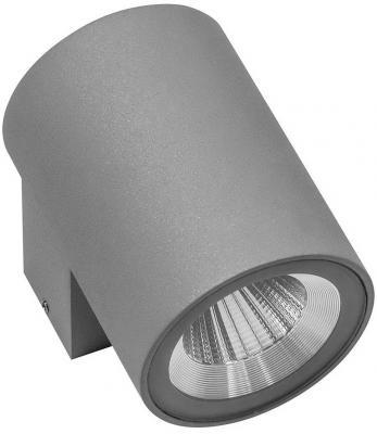 Уличный настенный светодиодный светильник Lightstar Paro 350694