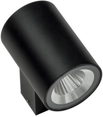 Уличный настенный светодиодный светильник Lightstar Paro 351672