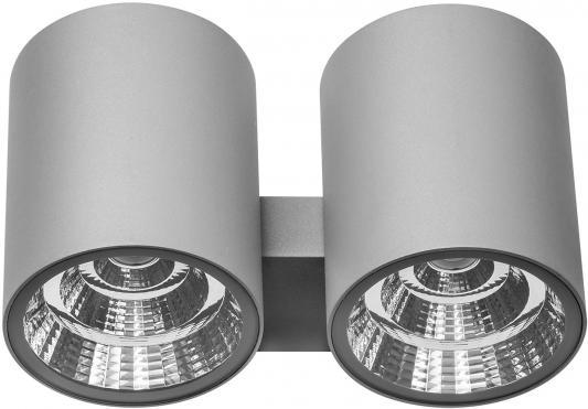 Уличный настенный светодиодный светильник Lightstar Paro 372592 уличный настенный светодиодный светильник lightstar 372592