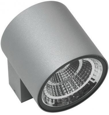 Уличный настенный светодиодный светильник Lightstar Paro 360692