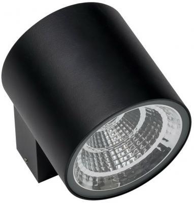Уличный настенный светодиодный светильник Lightstar Paro 360672