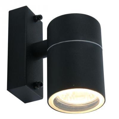 Купить Уличный настенный светильник Arte Lamp Sonaglio A3302AL-1BK