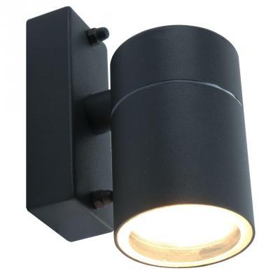 Уличный настенный светильник Arte Lamp Sonaglio A3302AL-1GY