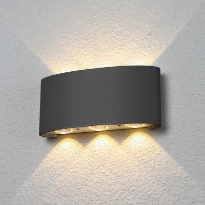 Уличный настенный светодиодный светильник Elektrostandard 1551 Techno Led Twinky Trio 4690389106354