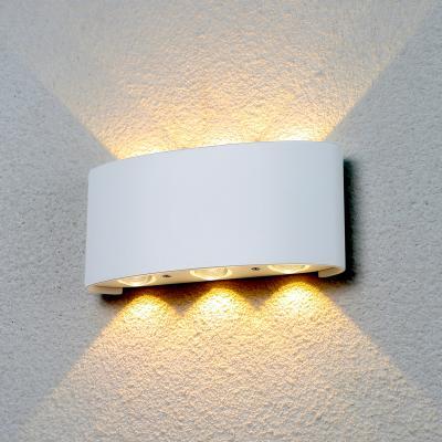 Уличный настенный светодиодный светильник Elektrostandard 1551 Techno Led Twinky Trio 4690389106361