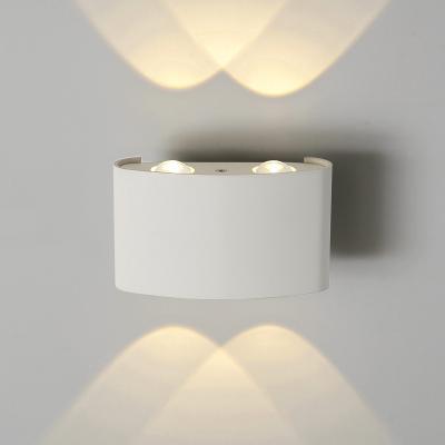Уличный настенный светодиодный светильник Elektrostandard 1555 Techno Led Twinky 4690389106347