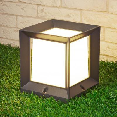 Уличный светильник Elektrostandard 1603 Techno Marko L серый 4690389107764