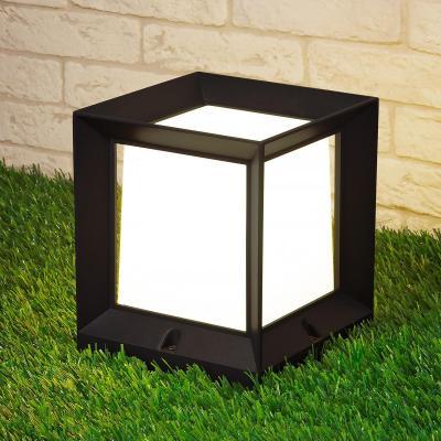 Уличный светильник Elektrostandard 1603 Techno Marko L черный 4690389107771