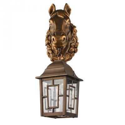 Уличный настенный светильник Favourite Hunt 2079-1W настенный уличный светильник leds c4 taylor 05 9592 34 37