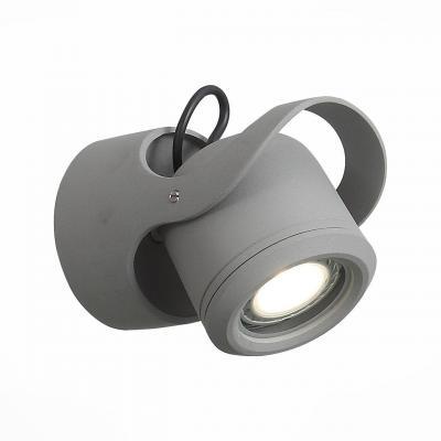 Купить Уличный настенный светодиодный светильник ST Luce Round SL093.701.01