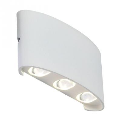 Купить Уличный настенный светодиодный светильник ST Luce Bisello SL089.501.06