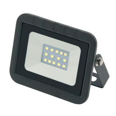 Прожектор светодиодный (UL-00002554) Volpe 10W ULF-Q511 10W/Green IP65 220-240В Black прожектор светодиодный estares dl ns10 ac180 264v 10w ip65 зеленый