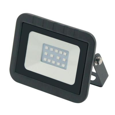 Прожектор светодиодный (UL-00002557) Volpe 10W ULF-Q511 10W/Blue IP65 220-240В Black прожектор светодиодный estares dl ns10 ac180 264v 10w ip65 зеленый